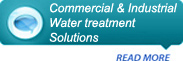 Commercial & Industrial water treatment solutions